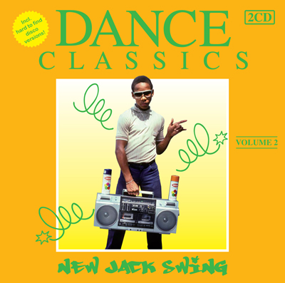 Various - New Jack Swing - Gold